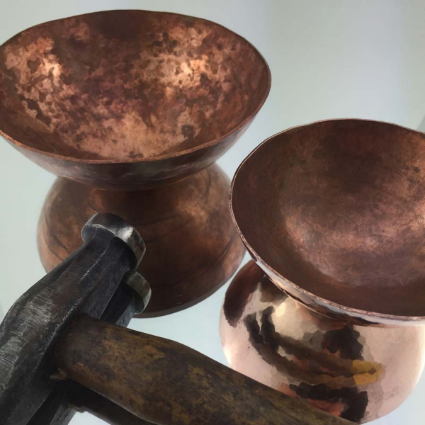 Copper Bowl Workshop - Melissa Montague