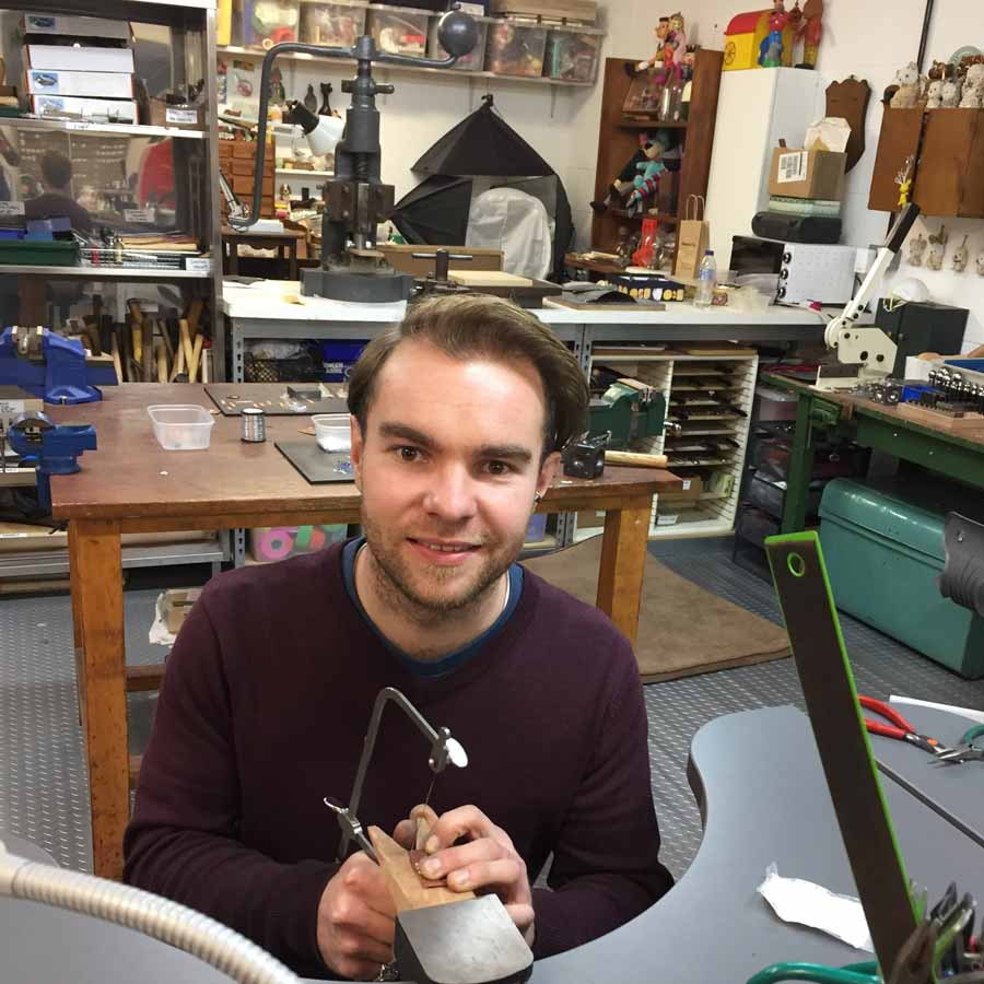 Ben Friend - Tutor at Studio Budgie Galore Ltd