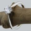 Stone Set Ring - www.budgiegalore.co.uk